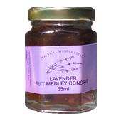 Lavender Conserve Fruit Medley 55ml