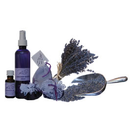 Lavender Produce